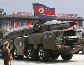 Vũ khí hạt nhân - lá bài chiến lược của CHDCND Triều Tiên