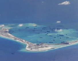 Âm mưu của Trung Quốc trên bãi cạn Scarborough trên Biển Đông