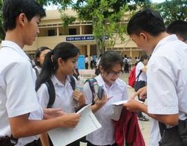 Điểm chuẩn lớp 10 chuyên ở Hà Nội năm 2016