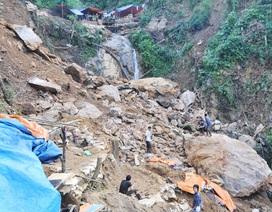 Lào Cai chính thức thừa nhận có 11 người chết và mất tích tại mỏ vàng Mà Sa Phìn