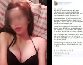 Hot girl 10X gạ bán dâm để tống tiền khách làng chơi