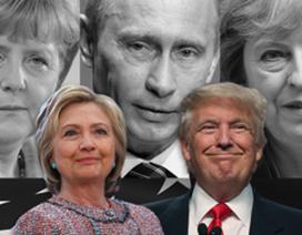 Những nguyên thủ thế giới ủng hộ ông Trump làm tổng thống Mỹ