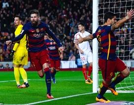 Barcelona nuôi tiếp mộng vô địch La Liga sớm tại Vallecas