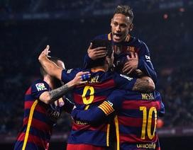 Barcelona tiếp tục củng cố ngôi đầu bảng La Liga?