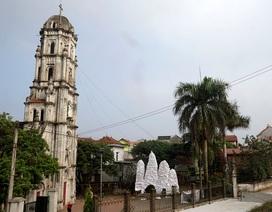 Giáng sinh về bên những nhà thờ tuyệt đẹp ngoại ô Hà Nội