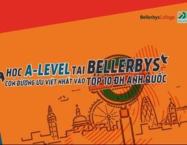 Hiệu trưởng Bellerbys phỏng vấn học bổng 70% tại ISC-UKEAS