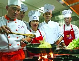 Nghề đầu bếp - Lựa chọn ổn định và có tương lai