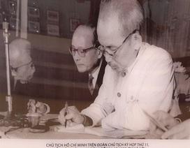 Chủ tịch Hồ Chí Minh với công tác bầu cử