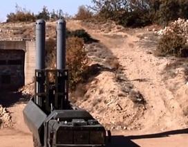 Bí ẩn loại tên lửa Nga vừa khai hỏa tại Syria