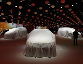 Triển lãm ô tô cũng phải cạnh tranh với mạng xã hội