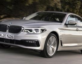 """BMW 530e iPerformance - Xe """"xanh"""" hạng sang"""