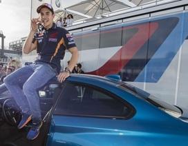 Marc Marquez lần thứ 4 được vinh danh tại BMW M Award