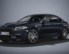 BMW tạm biệt M5 thế hệ F10 bằng phiên bản đặc biệt