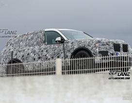 Những hình ảnh đầu tiên của BMW X7
