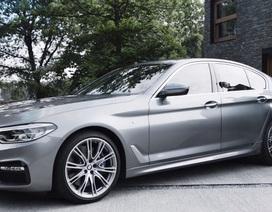 Hệ thống tự lái trên BMW 5-Series thế hệ mới hoạt động thế nào?