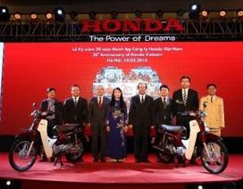 Honda Việt Nam - Hành trình 20 năm