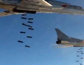 Máy bay Nga dội bom phá hủy 2 trung tâm chỉ huy của IS ở Palmyra