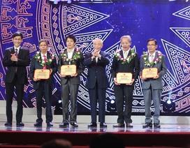 Nhân tài Đất Việt 2016: Nhà sáng chế của làng quê nhận giải Khuyến tài