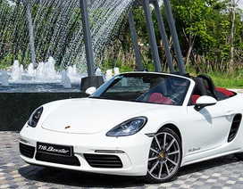Porsche 718 Boxster - Thể thao thuần khiết