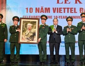 Viettel kỷ niệm 10 năm đầu tư ra nước ngoài
