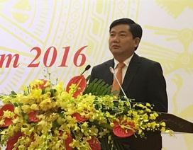 """Ông Đinh La Thăng nói gì khi rời """"ghế nóng"""" Bộ trưởng GTVT?"""