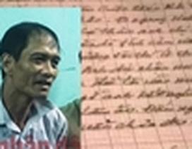 Âm mưu ớn lạnh trong nội dung bức thư của nghi can vụ thảm án Quảng Ninh