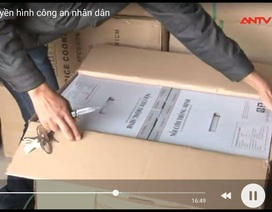 Bắt giữ, xử lý một vụ nhập lậu lớn ở Cửa khẩu Hữu Nghị-Lạng Sơn