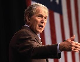 Ông George Bush tái xuất để cứu vãn đảng Cộng hòa trước ảnh hưởng của Donald Trump