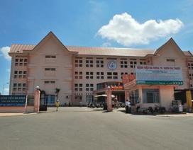 Một bệnh viện bị phạt 250 triệu đồng vì xả thải ra môi trường