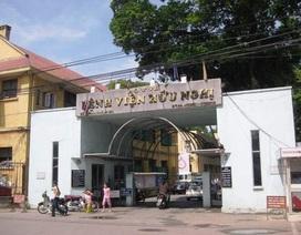 Phó giám đốc BV Việt Đức từ chối điều động, Bệnh viện Hữu Nghị có lãnh đạo mới