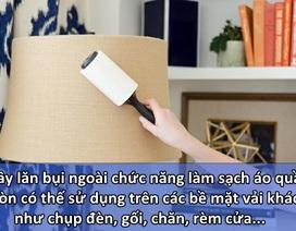 8 mẹo hay giúp ngôi nhà bạn tránh xa bụi bẩn