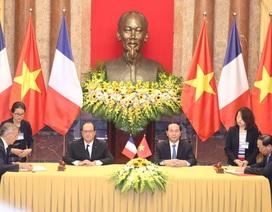 Việt Nam ký kết mua 40 máy bay của Pháp