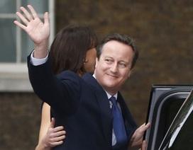 Cựu Thủ tướng Anh David Cameron từ bỏ chính trường