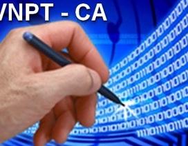 VNPT VinaPhone tiếp nhận lại toàn bộ khách hàng dùng chữ ký số CKCA