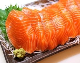Thực hư về thông tin trong cá hồi nuôi có chứa độc tố