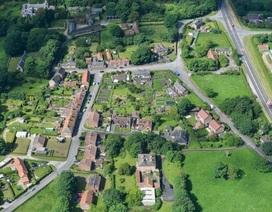 Rao bán cả ngôi làng ở Anh với giá 28 triệu USD
