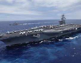 Các tàu sân bay Mỹ được đặt tên như thế nào?