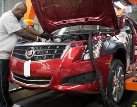GM cũng giảm sản xuất xe con