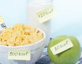 Bạn nên ăn bao nhiêu calo một ngày?