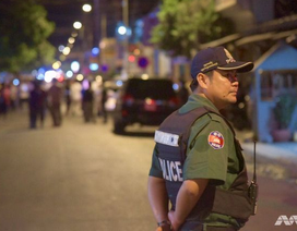 Nổ lớn rung chuyển thủ đô Campuchia, các phương tiện bị phá hủy
