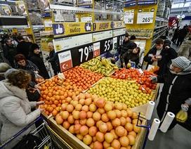 Nga cấm vận vô thời hạn thực phẩm châu Âu