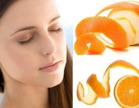 8 lý do bạn không nên bỏ vỏ cam