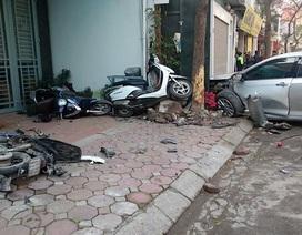 Chủ xe Camry đọc báo mới bàng hoàng biết xe mình đâm chết 3 người