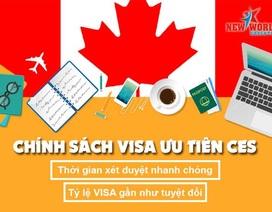 Canada đất nước thiếu nhân lực - Chính sách định cư rộng mở cùng Visa ưu tiên CES 2016