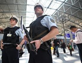 Đức bắt giữ đối tượng nghi là thành viên IS ở sân bay Frankfurt