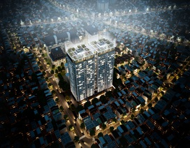 Sức hút của những tòa chung cư cao cấp nội đô
