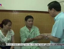 Sức khỏe phi công Su-30 Nguyễn Hữu Cường hồi phục tốt