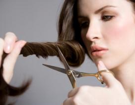 Lý do nàng cắt phăng mái tóc