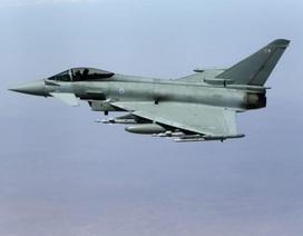 Máy bay chiến đấu Anh sẽ bay qua Biển Đông