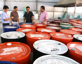 Lấy mẫu, xác minh loại chất thải của Formosa được chuyển ra Phú Thọ